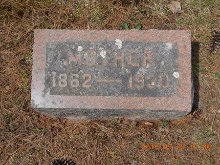 JOHNSON, ANNA C. - Marquette County, Michigan | ANNA C. JOHNSON - Michigan Gravestone Photos