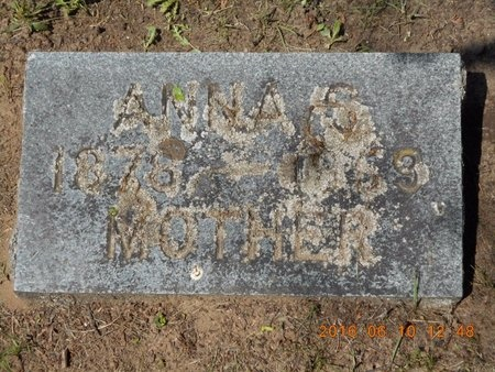 JOHNSON, ANNA S. - Marquette County, Michigan | ANNA S. JOHNSON - Michigan Gravestone Photos
