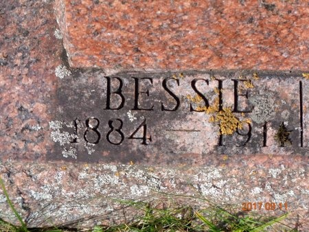 JOHNSON, BESSIE - Marquette County, Michigan   BESSIE JOHNSON - Michigan Gravestone Photos