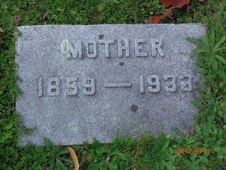 JOHNSON, CHRISTINA - Marquette County, Michigan | CHRISTINA JOHNSON - Michigan Gravestone Photos