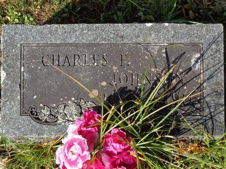 JOHNSON, CHARLES F. - Marquette County, Michigan | CHARLES F. JOHNSON - Michigan Gravestone Photos