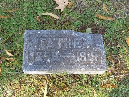 JOHNSON, CHRIST - Marquette County, Michigan | CHRIST JOHNSON - Michigan Gravestone Photos