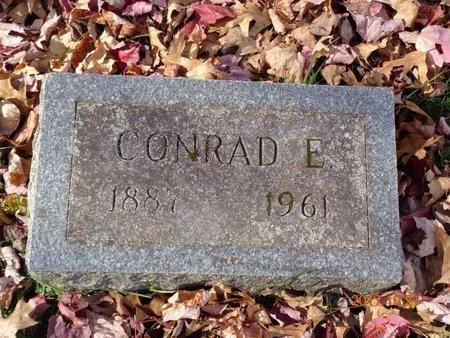 JOHNSON, CONRAD E. - Marquette County, Michigan | CONRAD E. JOHNSON - Michigan Gravestone Photos
