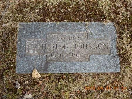 JOHNSON, CATHERINE - Marquette County, Michigan | CATHERINE JOHNSON - Michigan Gravestone Photos
