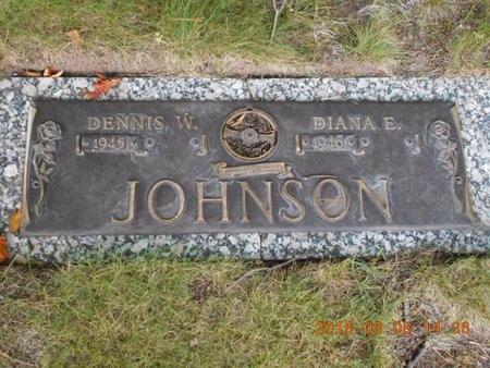 JOHNSON, DIANA E. - Marquette County, Michigan | DIANA E. JOHNSON - Michigan Gravestone Photos