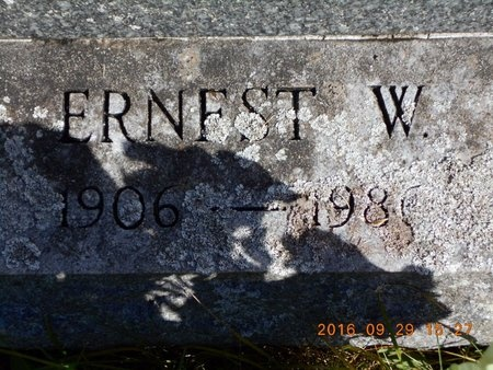 JOHNSON, ERNEST W. - Marquette County, Michigan | ERNEST W. JOHNSON - Michigan Gravestone Photos