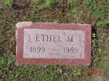 JOHNSON, ETHEL MARIE - Marquette County, Michigan | ETHEL MARIE JOHNSON - Michigan Gravestone Photos