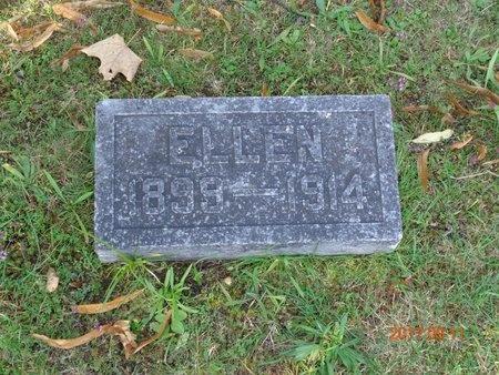 JOHNSON, ELLEN - Marquette County, Michigan   ELLEN JOHNSON - Michigan Gravestone Photos
