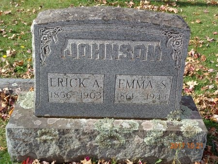JOHNSON, ERICK A. - Marquette County, Michigan | ERICK A. JOHNSON - Michigan Gravestone Photos