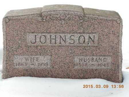 JOHNSON, EMMA CHARLOTTA - Marquette County, Michigan | EMMA CHARLOTTA JOHNSON - Michigan Gravestone Photos