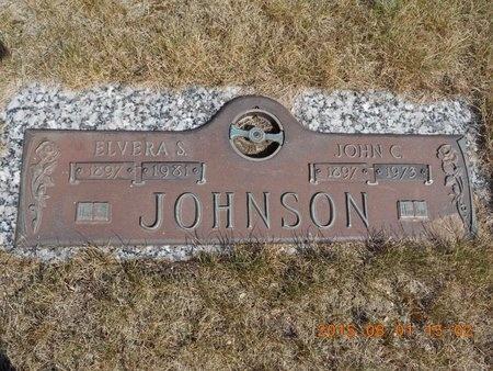 JOHNSON, JOHN C. - Marquette County, Michigan   JOHN C. JOHNSON - Michigan Gravestone Photos