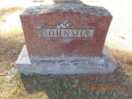 JOHNSON, FAMILY - Marquette County, Michigan   FAMILY JOHNSON - Michigan Gravestone Photos