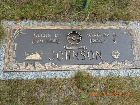 JOHNSON, BARBARA D. - Marquette County, Michigan | BARBARA D. JOHNSON - Michigan Gravestone Photos