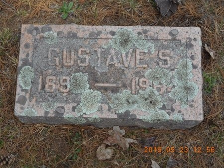 JOHNSON, GUSTAVE S. - Marquette County, Michigan | GUSTAVE S. JOHNSON - Michigan Gravestone Photos