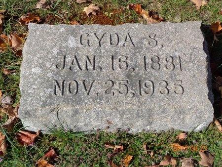 JOHNSON, GYDA S. - Marquette County, Michigan   GYDA S. JOHNSON - Michigan Gravestone Photos