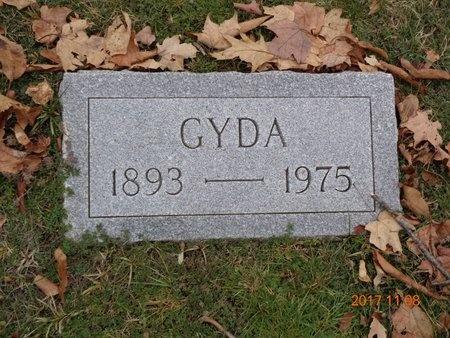 JOHNSON, GYDA - Marquette County, Michigan | GYDA JOHNSON - Michigan Gravestone Photos