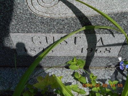 JOHNSON, GUSTAF A. - Marquette County, Michigan   GUSTAF A. JOHNSON - Michigan Gravestone Photos