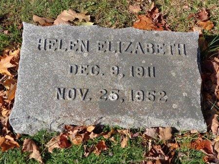 JOHNSON, HELEN ELIZABETH - Marquette County, Michigan   HELEN ELIZABETH JOHNSON - Michigan Gravestone Photos