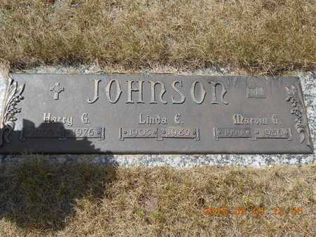 JOHNSON, HARRY G. - Marquette County, Michigan | HARRY G. JOHNSON - Michigan Gravestone Photos
