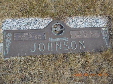 JOHNSON, EDWIN N. - Marquette County, Michigan | EDWIN N. JOHNSON - Michigan Gravestone Photos