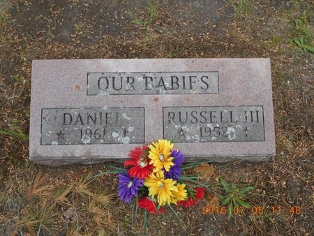 JOHNSON, DANIEL - Marquette County, Michigan | DANIEL JOHNSON - Michigan Gravestone Photos