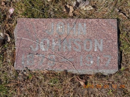 JOHNSON, JOHN - Marquette County, Michigan | JOHN JOHNSON - Michigan Gravestone Photos