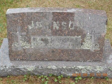 JOHNSON, OSCAR T. - Marquette County, Michigan | OSCAR T. JOHNSON - Michigan Gravestone Photos
