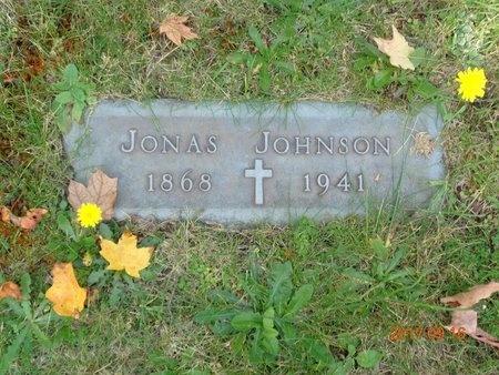JOHNSON, JONAS - Marquette County, Michigan | JONAS JOHNSON - Michigan Gravestone Photos