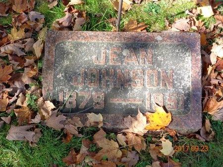 JOHNSON, JEAN - Marquette County, Michigan | JEAN JOHNSON - Michigan Gravestone Photos