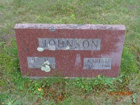 JOHNSON, IDA M. - Marquette County, Michigan | IDA M. JOHNSON - Michigan Gravestone Photos