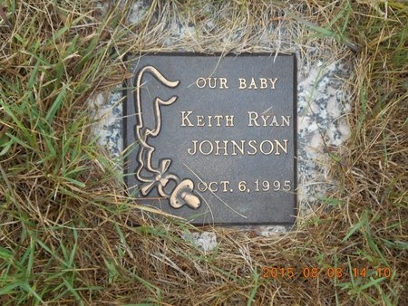 JOHNSON, KEITH RYAN - Marquette County, Michigan | KEITH RYAN JOHNSON - Michigan Gravestone Photos