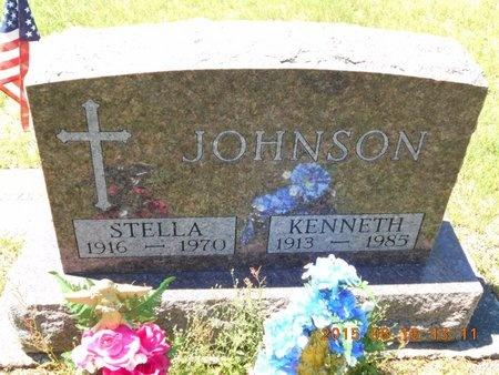 JOHNSON, KENNETH - Marquette County, Michigan   KENNETH JOHNSON - Michigan Gravestone Photos