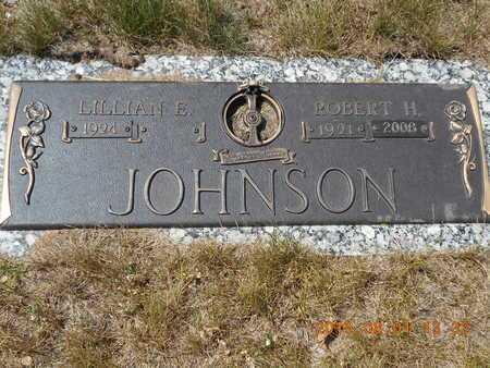 JOHNSON, ROBERT H. - Marquette County, Michigan | ROBERT H. JOHNSON - Michigan Gravestone Photos