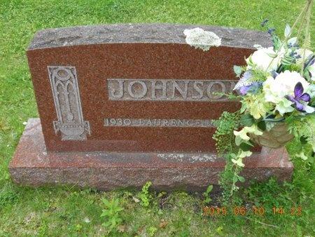 JOHNSON, LAURENCE J. - Marquette County, Michigan | LAURENCE J. JOHNSON - Michigan Gravestone Photos