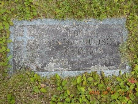 JOHNSON, LOUISE - Marquette County, Michigan   LOUISE JOHNSON - Michigan Gravestone Photos