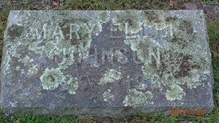 JOHNSON, MARY ELLEN - Marquette County, Michigan | MARY ELLEN JOHNSON - Michigan Gravestone Photos