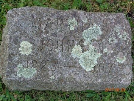 JOHNSON, MARTHA K. - Marquette County, Michigan | MARTHA K. JOHNSON - Michigan Gravestone Photos