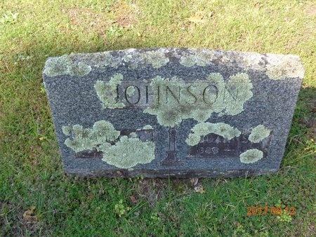 JOHNSON, MAURICE G. - Marquette County, Michigan | MAURICE G. JOHNSON - Michigan Gravestone Photos