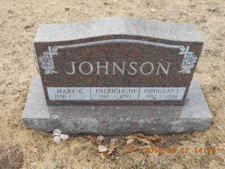 JOHNSON, MARY C. - Marquette County, Michigan | MARY C. JOHNSON - Michigan Gravestone Photos