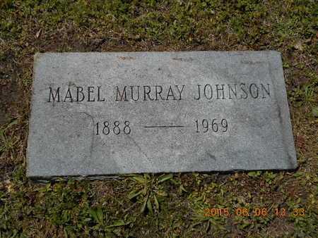 JOHNSON, MABEL - Marquette County, Michigan | MABEL JOHNSON - Michigan Gravestone Photos