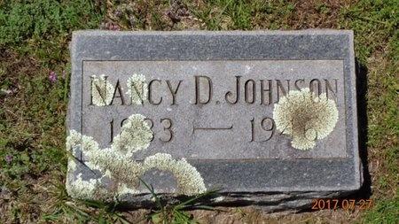 JOHNSON, NANCY D. - Marquette County, Michigan | NANCY D. JOHNSON - Michigan Gravestone Photos