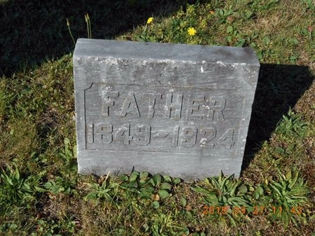 JOHNSON, OLEY - Marquette County, Michigan   OLEY JOHNSON - Michigan Gravestone Photos