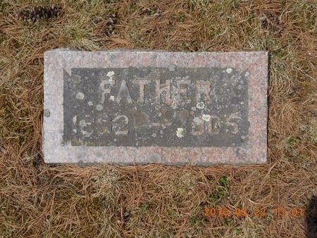 JOHNSON, PETER - Marquette County, Michigan | PETER JOHNSON - Michigan Gravestone Photos