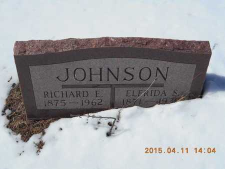 JOHNSON, ELFRIDA S. - Marquette County, Michigan | ELFRIDA S. JOHNSON - Michigan Gravestone Photos