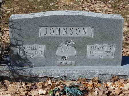 JOHNSON, ELEANOR G. - Marquette County, Michigan | ELEANOR G. JOHNSON - Michigan Gravestone Photos