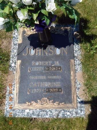JOHNSON, ROBERT H. - Marquette County, Michigan   ROBERT H. JOHNSON - Michigan Gravestone Photos