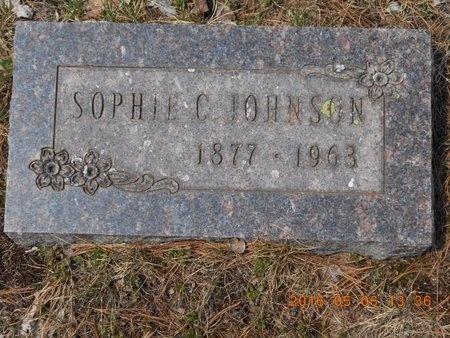 JOHNSON, SOPHIE C. - Marquette County, Michigan | SOPHIE C. JOHNSON - Michigan Gravestone Photos