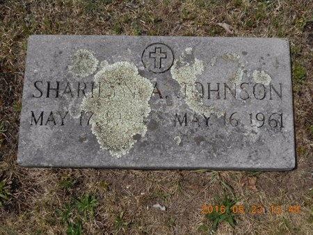 JOHNSON, SHARILYN A. - Marquette County, Michigan | SHARILYN A. JOHNSON - Michigan Gravestone Photos