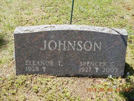 JOHNSON, SPENCER C. - Marquette County, Michigan | SPENCER C. JOHNSON - Michigan Gravestone Photos