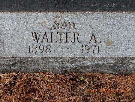 JOHNSON, WALTER A. - Marquette County, Michigan | WALTER A. JOHNSON - Michigan Gravestone Photos